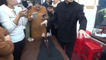 王红锦徒手整形:XO型腿矫正教学-4