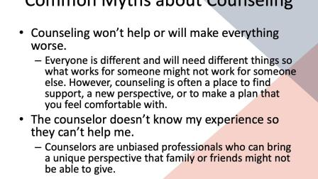 Counseling Center   Info for Parents