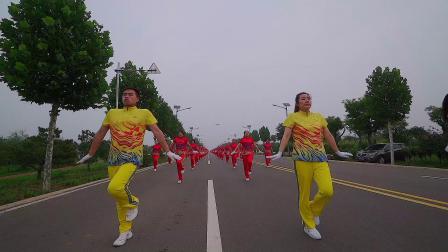 中国时光第四套行进有氧健身操(群英版)