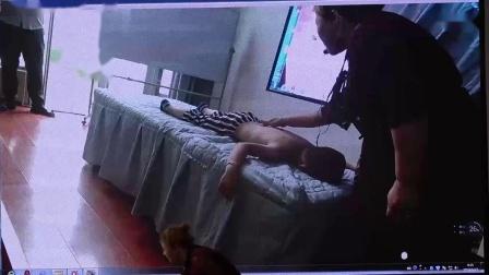 周海燕治疗小儿脊柱侧弯手法治疗讲解_超清