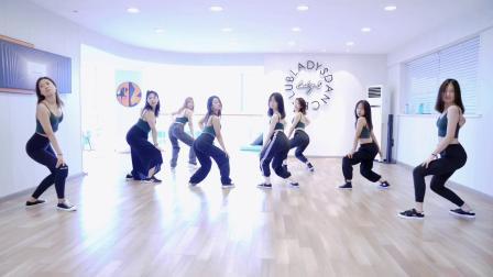 全网都跳~华莎最新回归曲《MARIA》青岛Ladys舞蹈 暑期速成