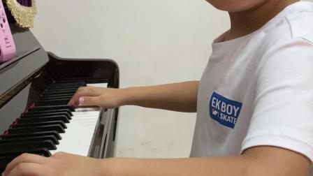 二宝钢琴课程