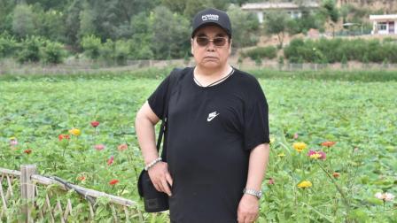 荷花塘 拍摄:延安-白玉安
