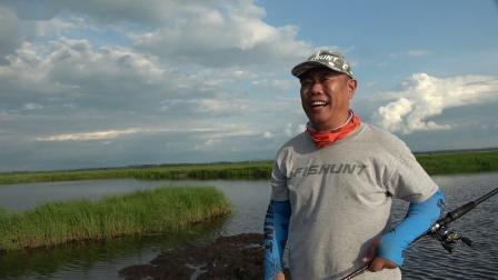 2020雷强 路亚黑鱼视频 第六集 小通杀撞水钓法诱小黑