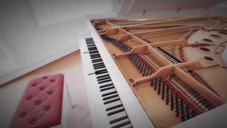 《飞鸟和蝉》钢琴演奏,戴上耳机享受此刻安宁!