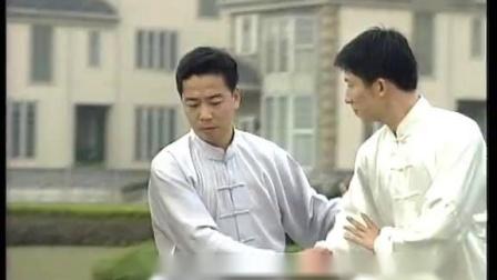 王二平太极推手 3-4