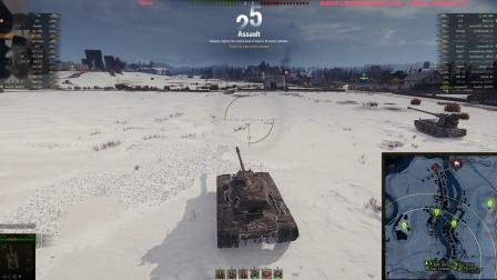 【坦克世界】泪目!老三系梦回青春!E100 E5 -4史诗级加强