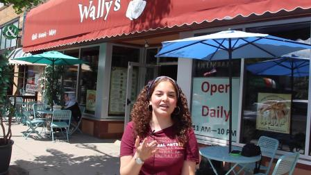 Destination U - Hana Abdelhamid & Wally's Falafel, Hummus, and Bakery