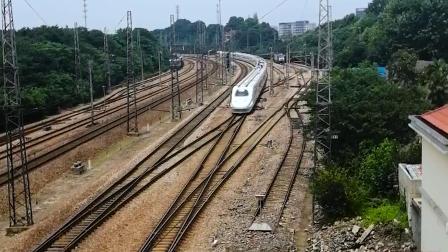 实拍铁路:呈上一份大杂烩,分别有京沪线、宁启线、林浦线和宁芜线。