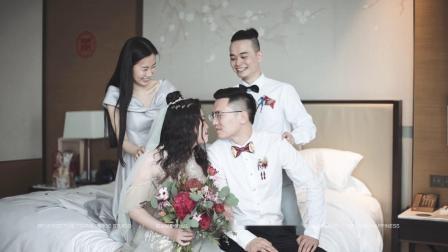 陈显强+张美婷·婚礼集锦|逆时帧影像出品