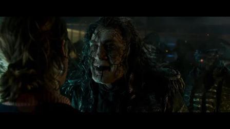 哈哈哈这个船长头发超飒的黄秋生演技没得黑