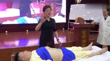舒卿:舒氏气机揉肚子手法教学,把肚子揉明白五脏六腑皆可调
