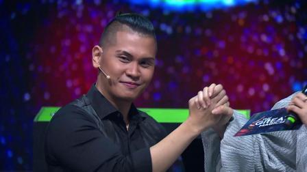 Rhesa - Jakarta _ Performance _ The Great Magician