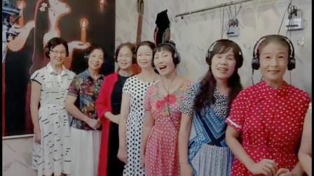 录制歌曲《茉莉花儿开》