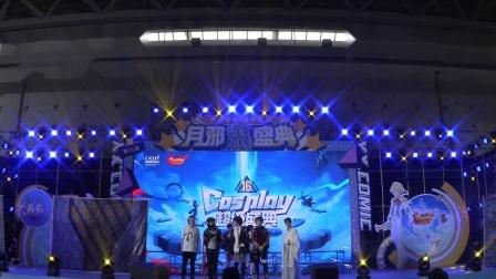 2020国漫广西赛区团队赛全景:夏至《明日方舟》-1