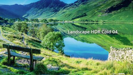 LUT 色调预设  - 风景 HDR (相片大师)