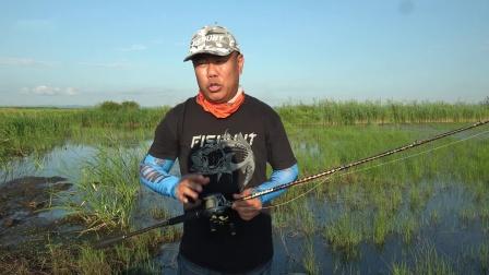 2020雷强 路亚黑鱼视频 第八集 探钓饶河荒野神秘钓场