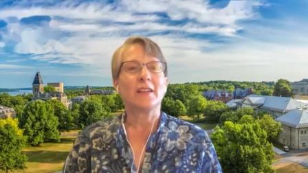 2020普林斯顿菁英班闭幕仪式致辞 - Anne Blackburn教授