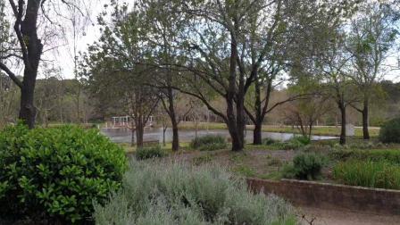 美丽的FAGAN PARK公园
