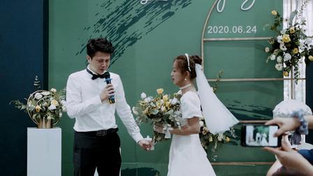 20200624罗涛&杨茜 婚礼花絮