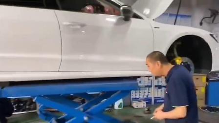 【MRG】奥迪A7  中尾段阀门四出S7款