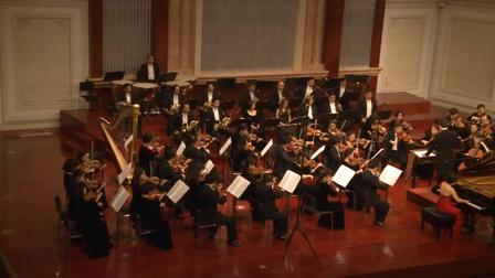 Shostakovich钢琴协奏曲, No. 2, 第一乐章