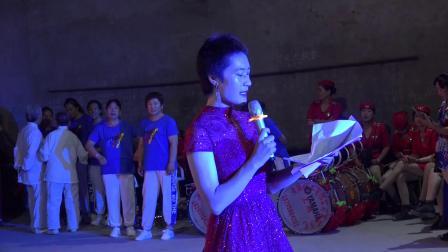 广场舞《鸟儿对花儿说》表演:西卓子青年团
