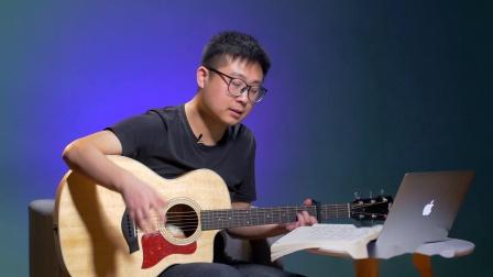 曾轶可《狮子座》吉他谱吉他弹唱教学C调入门版 高音教
