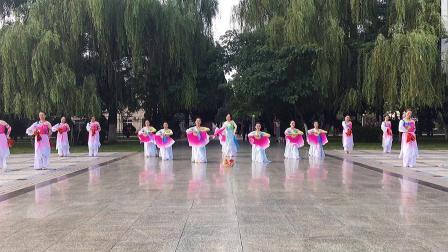 舞蹈班舞蹈---舞动春天(2020.8.23)