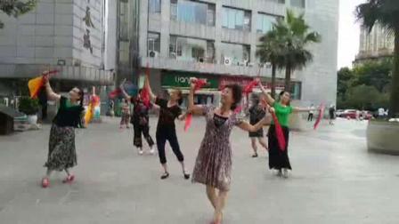 舞蹈表演《蔚蓝的天空》