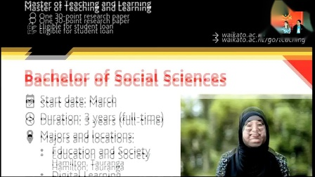 Study education, social sciences, teaching and counselling | Virtual Open Day
