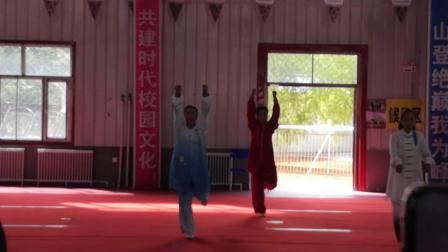 内蒙古自治区第五届百县健身气功交流比赛导引养生功十二法个人赛-柴孝荣
