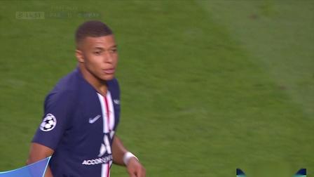 2019-20赛季欧冠决赛 巴黎圣日耳曼VS拜仁 上