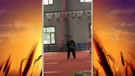 内蒙古第五届百县健身气功交流赛八段锦个人赛第八名-崔敏