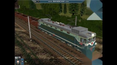 1992年襄渝铁路相撞事故模拟