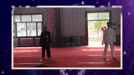 内蒙古自治区第五届百县健身气功交流比赛马王堆导引术个人赛第二名-杨信