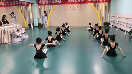 监利秦园舞蹈——中国舞蹈家协会中国舞蹈考级 3级 《鹅鹅鹅》6岁宝贝