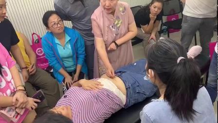 王啊萍刺血疗法截根疗法和组合针培训班脐针讲解视频