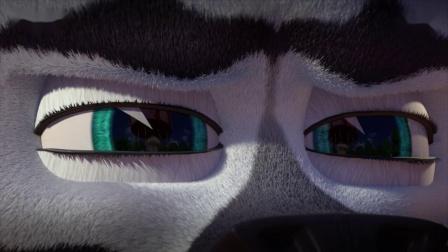 梦工厂动画剧集《马达加斯加:小小狂野》正式预告出炉!