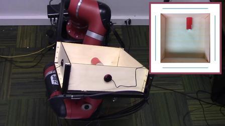 机器人用听觉感知物体