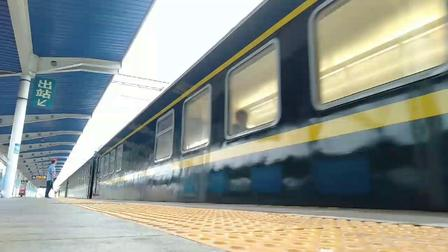 【列车】HXD3D+25G【K1452】牡丹江——日照 沈山线 锦州站进站