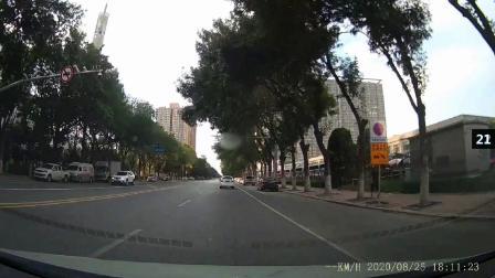 2020年8月27日左右国内交通事故视频合辑