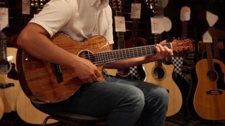 新加坡高端手工吉他Maestro美诗特TEKO (全相思木旅行吉他)