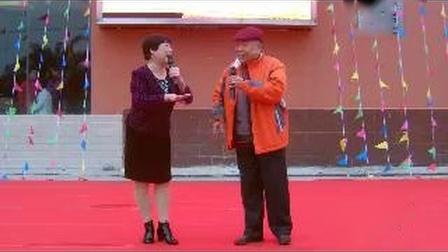 琼海众一家园2016年春节联欢秦腔二进宫