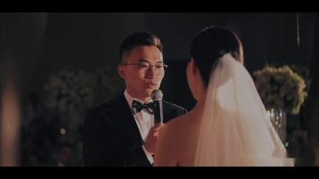 "Matchmax(麦弛)作品:""多维空间里的爱情""北京宝格丽酒店婚礼"