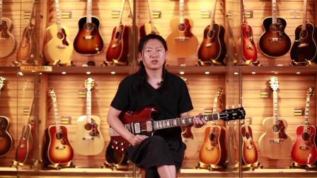 Gibson Custom Shop 1964 SG Maestro Vibrola电吉他测评【世音琴行】