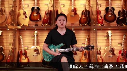 PRS Private Stock Custom 24荷塘锦鲤电吉他测评【世音琴行】