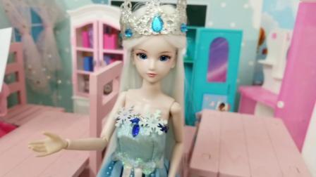 叶罗丽故事 罗丽和冰公主找错别字,谁能帮帮她们呢?