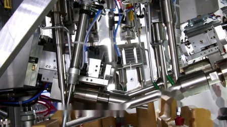 ECOFLEX- 配有可更换模具盒的紧凑型焊接舱-Utrasonic-welding-cabin
