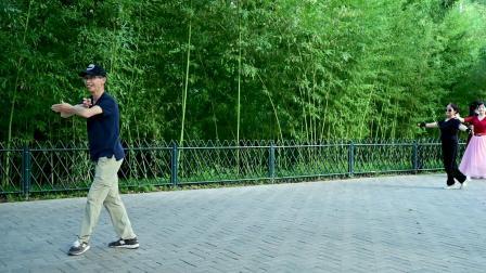 紫竹院杜老师舞蹈队《我的祝福你听见了吗》吴老师822-2360